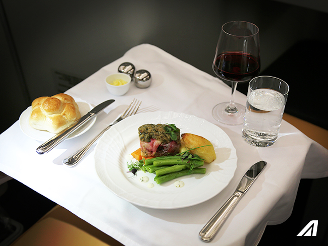 Best Airline Cuisine (1)